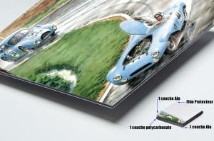 Barquette 203 Constantin #44 - 24 H du Mans 1954