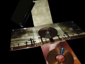 Digifile slipcase boitier DVD étui