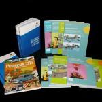 livres dos carré collé brochures